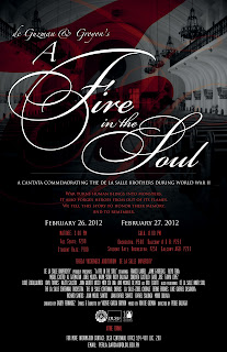 A Fire in the Soul: A Cantata In The Stage Of DLSU