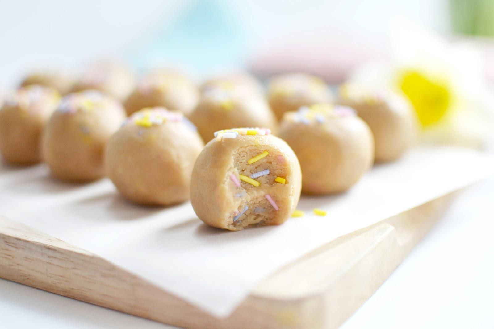 Funfetti Cookie Dough recipe