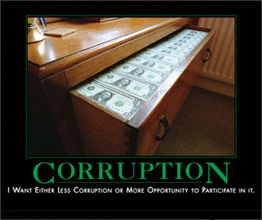 Corruption in ca