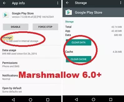 7 ways to fix Play store stuck on downloading error | SuhidsWorld