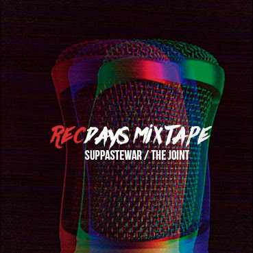 Suppa Stewar - Rec Days Mixtape