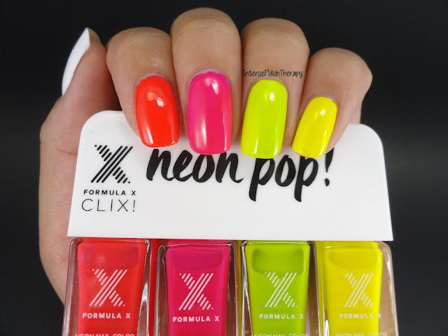 Neon Pop! Clix | Formula X