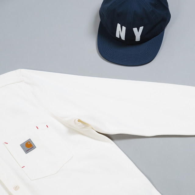 c137f823d9b0a This week we have a relaxed yet smart look for you with pieces from  Carhartt WIP, Wood Wood and HUF.