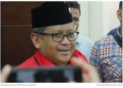 PDIP akan Beri Bantuan Hukum untuk Wali Kota Blitar