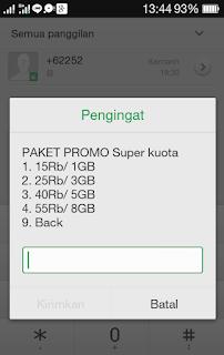 kode paket internet telkomsel murah terbaru