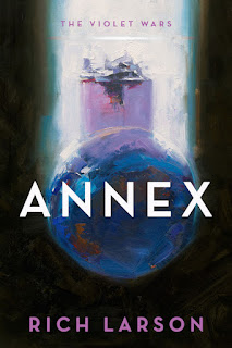 Interview with Rich Larson, author of Annex