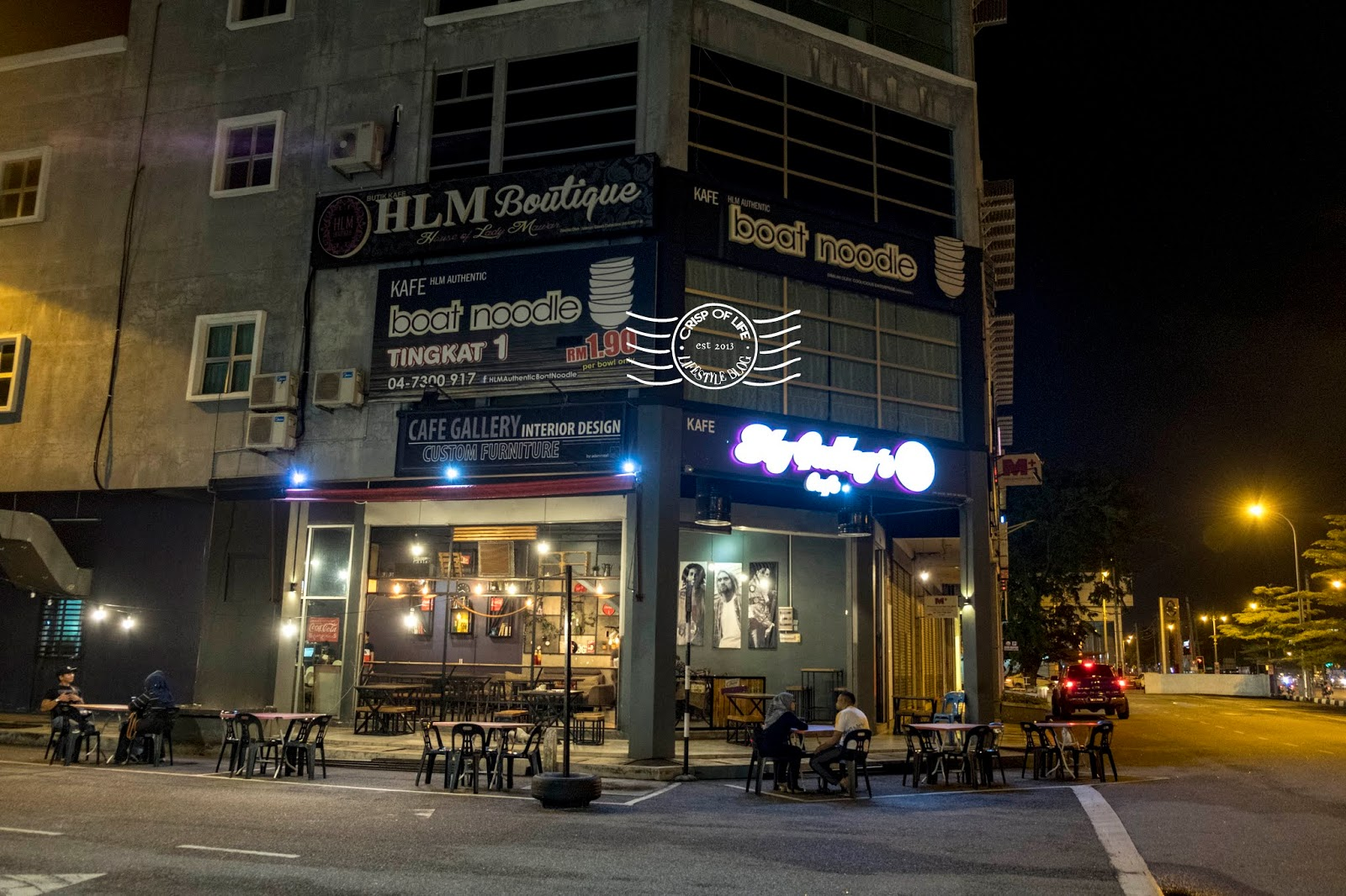 Big Galley's Cafe @ Alor Setar, Kedah
