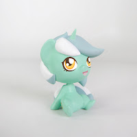 MLP Lyra Welovefine Series 2 Fan Voted Collection Chibi Figure