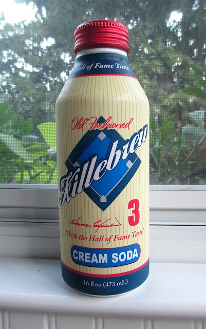 Old Fashioned Killebrew Cream Soda
