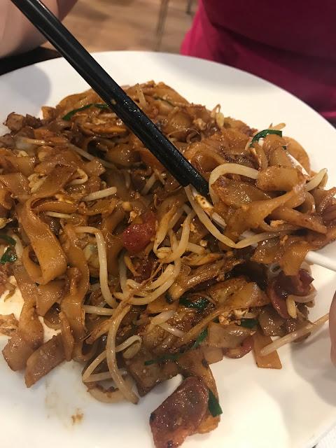 Jonker Street Restaurant, Doncaster East, char kwai teoh
