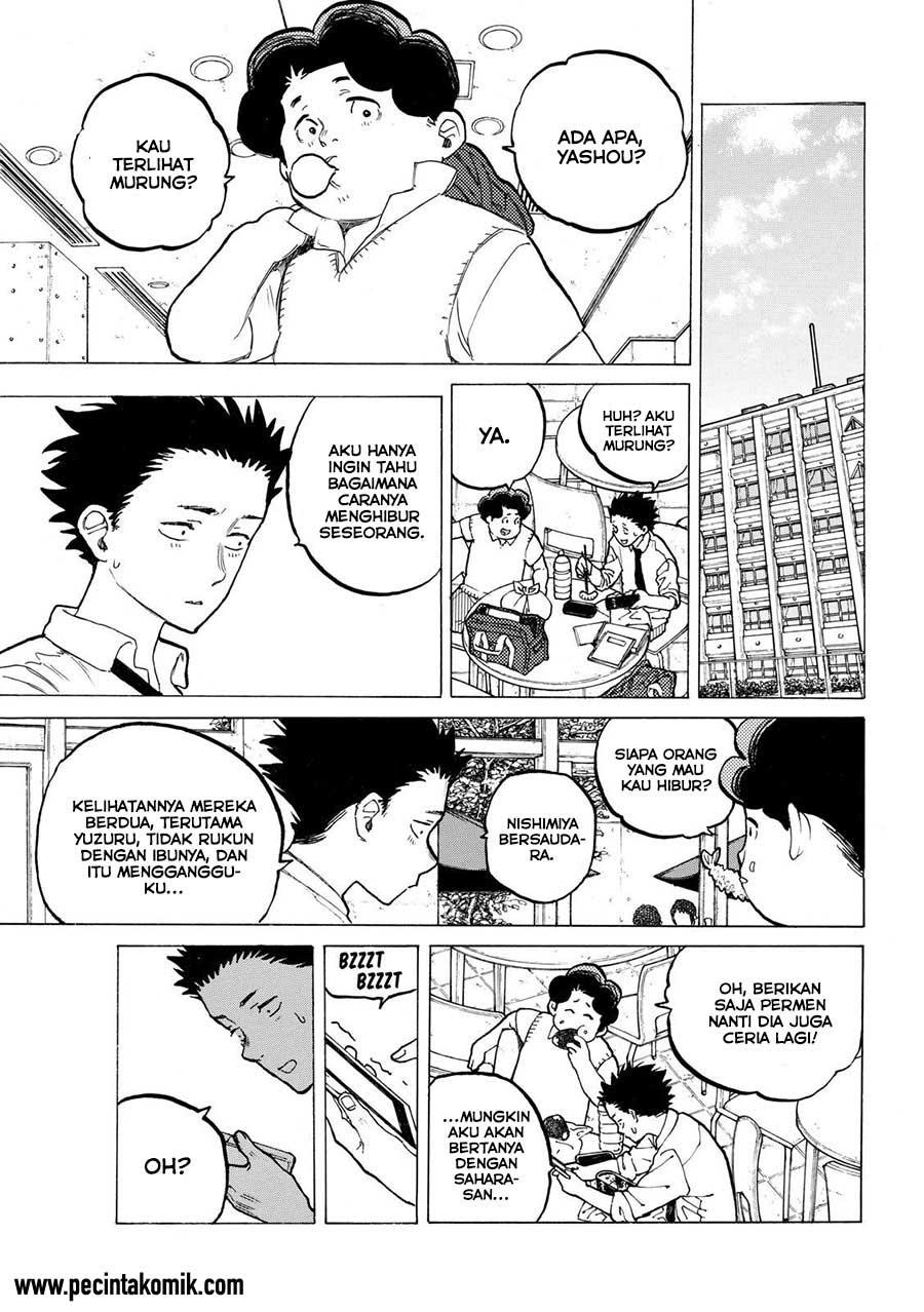 Koe no Katachi Chapter 32-14