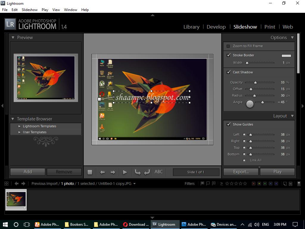 Download Adobe Photoshop Lightroom 4   for free