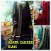 Abaya Zaheeda Material Lembut dan Flowy