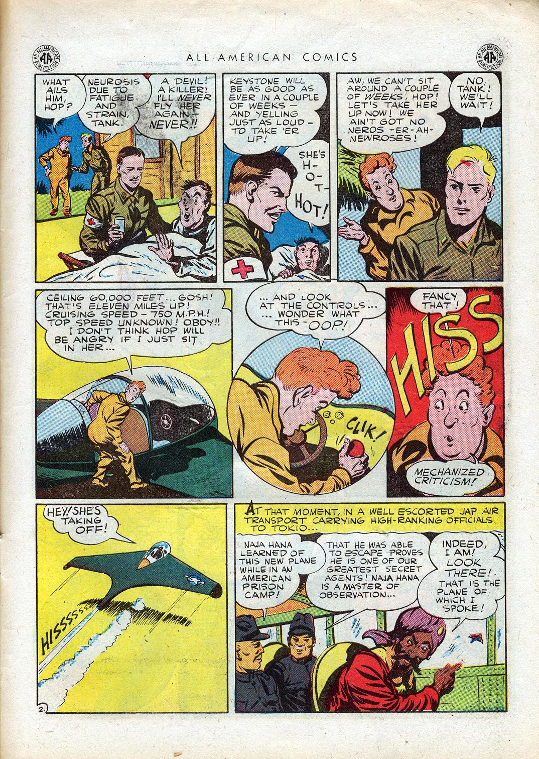 Read online All-American Comics (1939) comic -  Issue #64 - 47