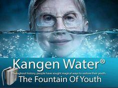 Air Kangen, Air Awet Muda