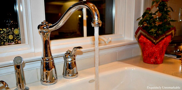 Country Style Kitchen Faucet