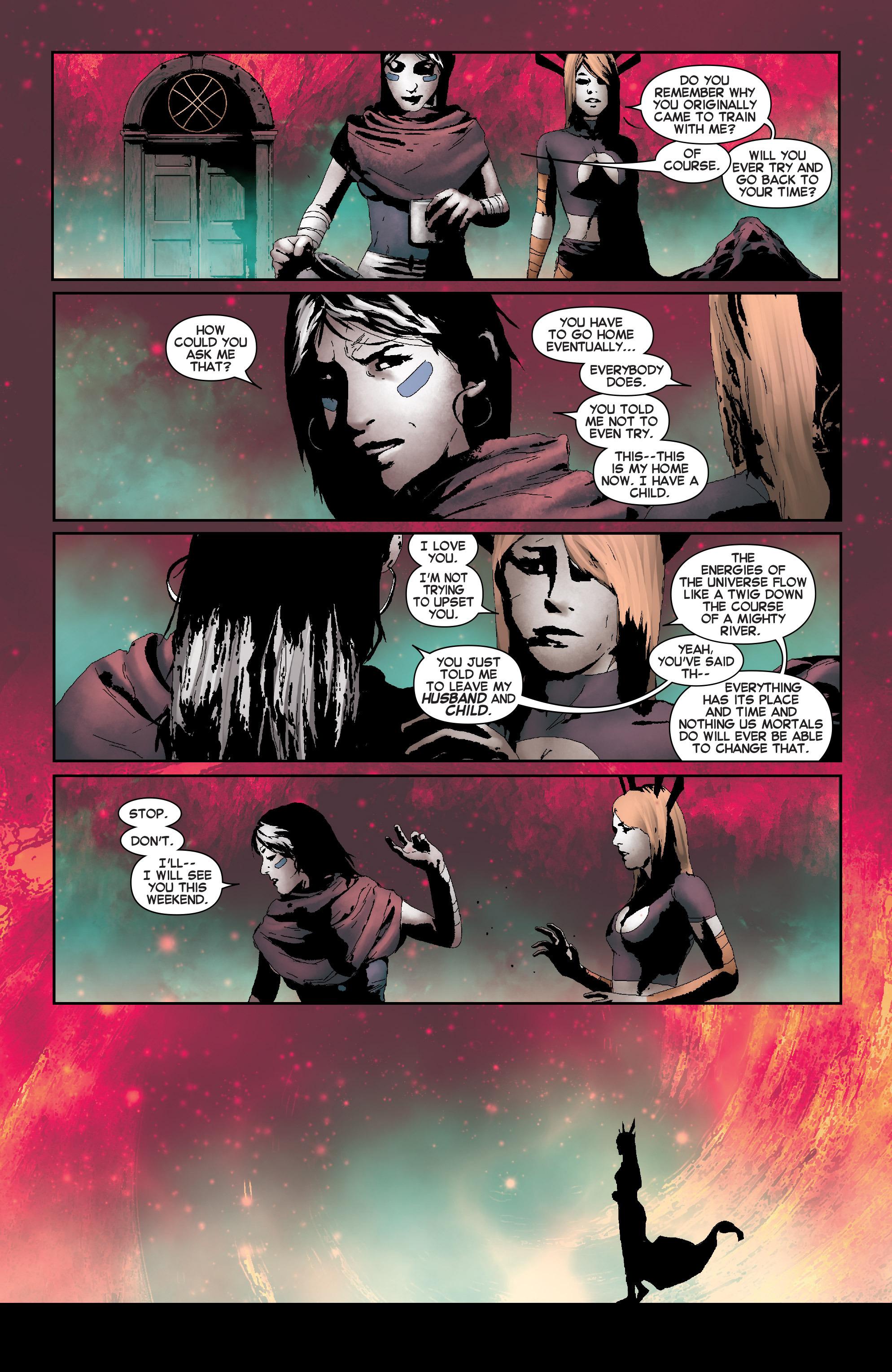 Read online Uncanny X-Men (2013) comic -  Issue # Annual 1 - 20