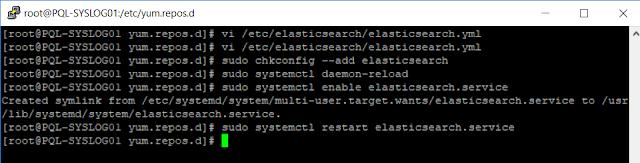 Hướng dẫn cài Elasticsearch