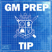 GM Prep Tip: Mapping Decision Points