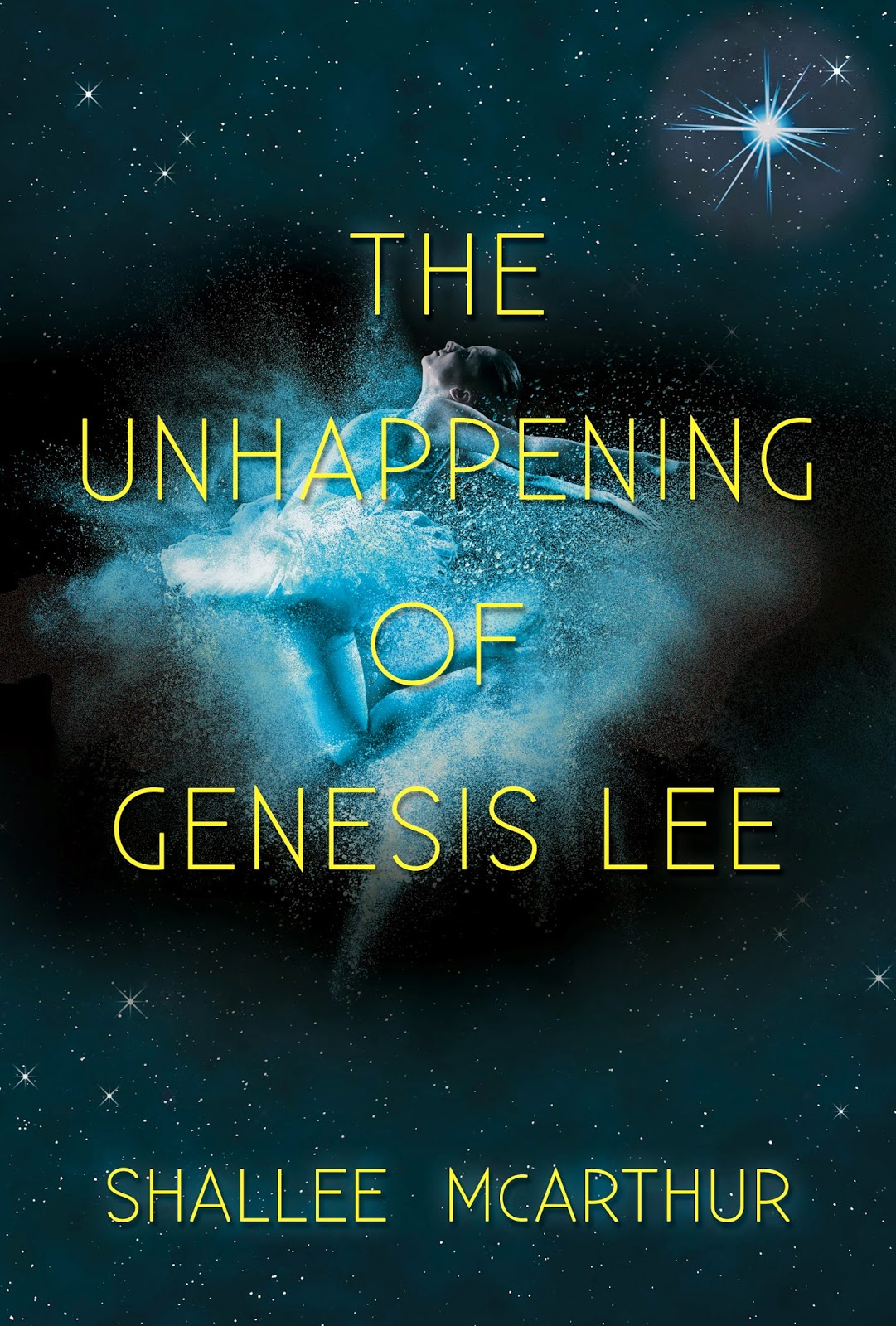 http://www.amazon.com/The-Unhappening-Genesis-Shallee-McArthur/dp/1629146471/ref=sr_1_1?ie=UTF8&qid=1399257938&sr=8-1&keywords=the+unhappening+of+genesis+lee