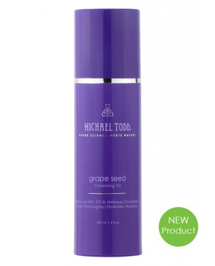Review michael todd grape seed cleansing oil michaeltodd michael todd beauty grape seed cleansing oil is a great cleanser for many skin types it dissolves dirt oil and makeup without stripping the skin of its malvernweather Image collections