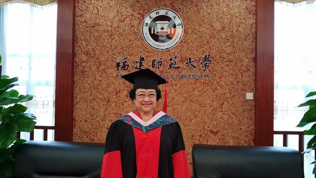 Megawati Dianugerahi Gelar Doktor Honor Causa oleh Fujian Normal University
