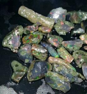 cara membuat kristal bahan kalimaya