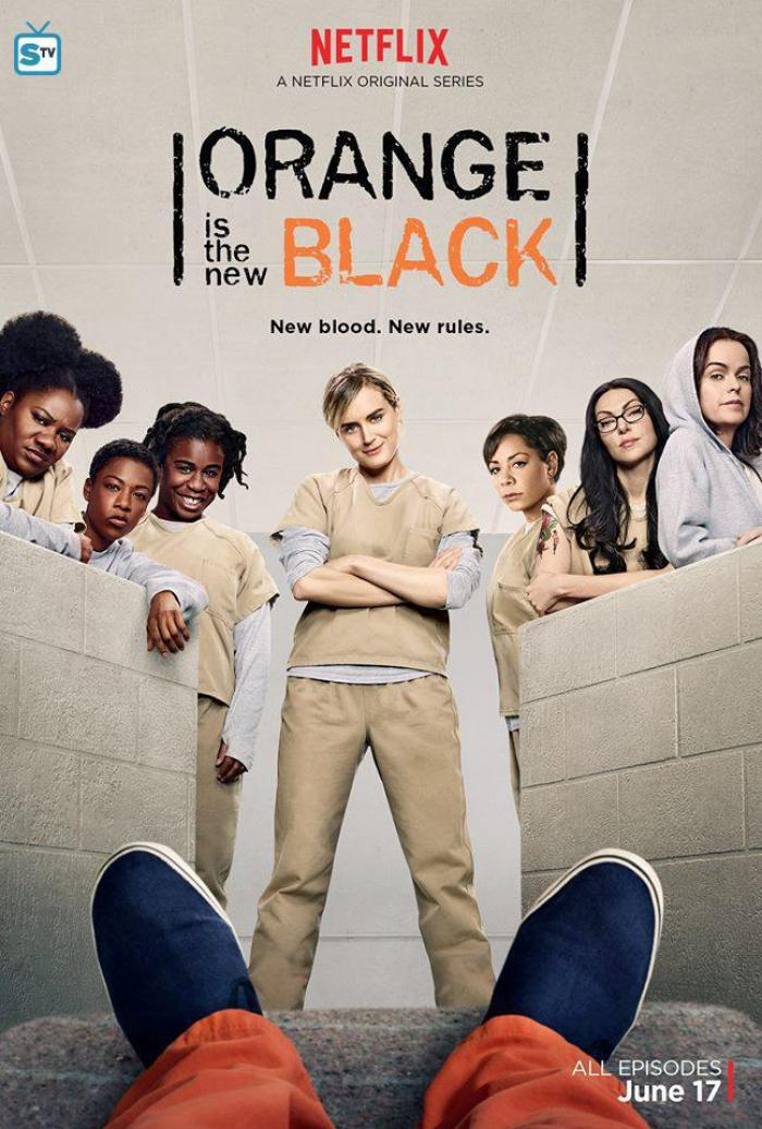 Orange Is the New Black 4ª Temporada Dublado Torrent HDTV 720p e 1080p (2016)