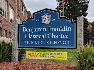 Benjamin Franklin Classical Charter Public School: Tiered Focused Monitoring Review