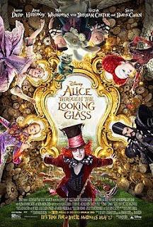 Алиса иза огледала,  (амерички играни филм из 2016. године)
