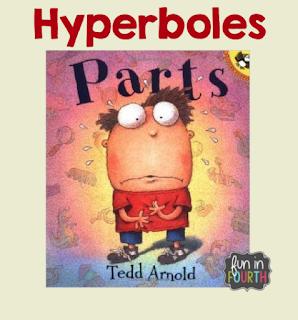 Using Picture Books to Teach Figurative Language