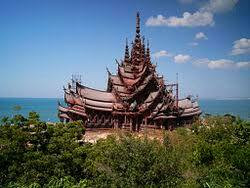 Tourist Attraction in Pattaya, Thailand
