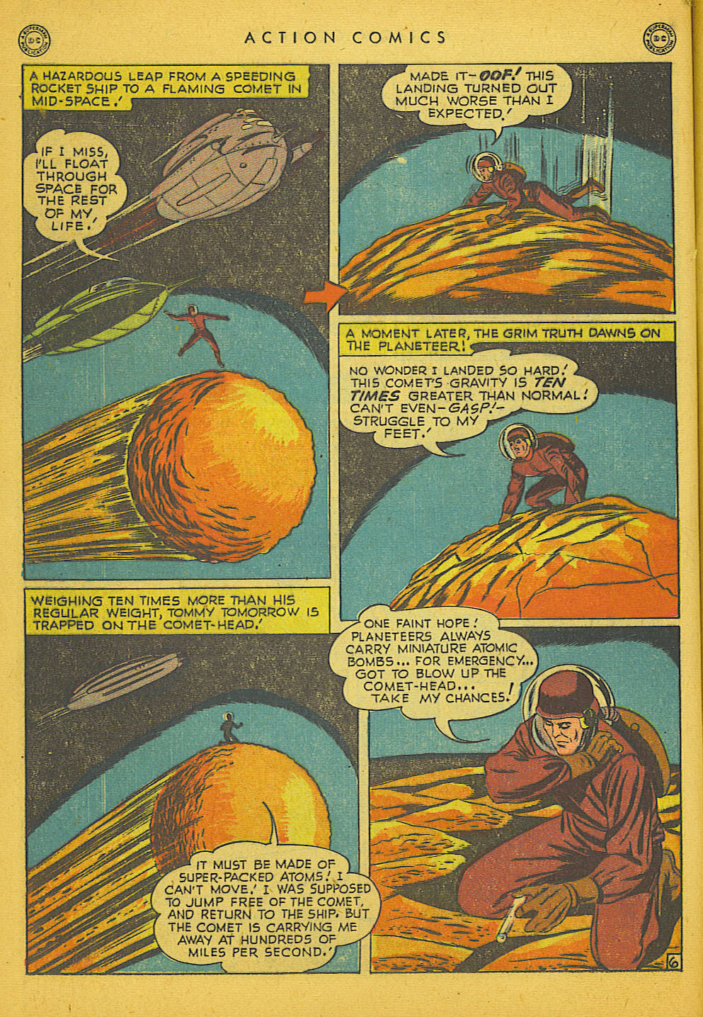 Action Comics (1938) 133 Page 18