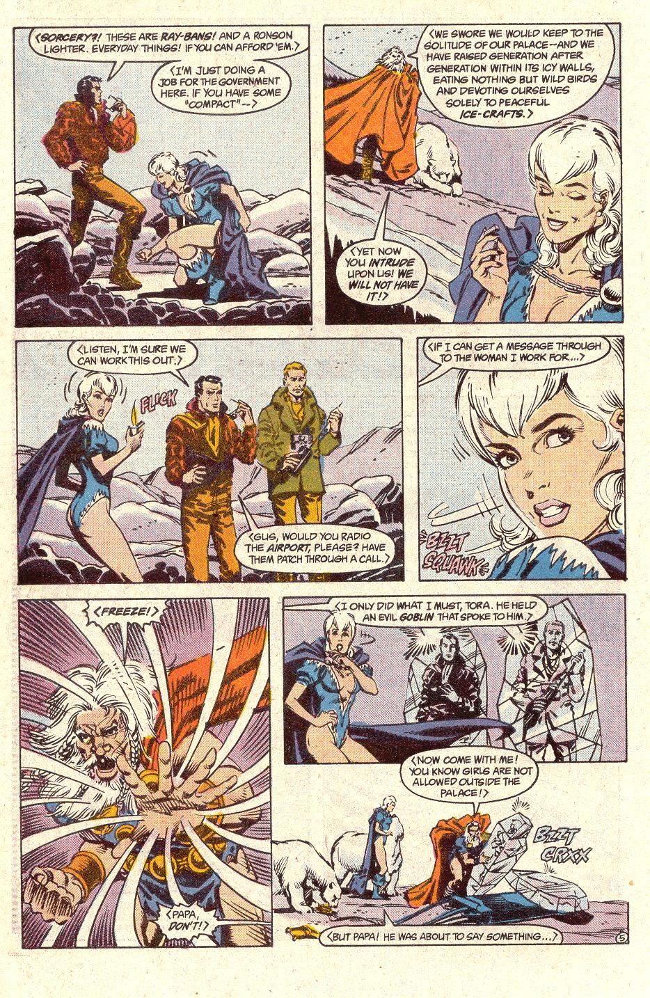 Read online Secret Origins (1986) comic -  Issue #33 - 35