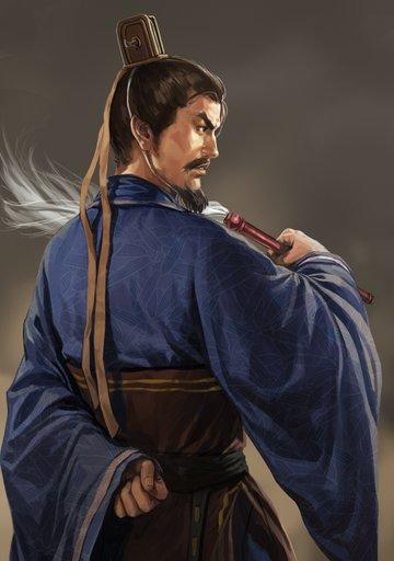 หวดเจ้ง ผู้เสนอกลยุทธ์ฮวนเคกอุยจู๋จีอวด