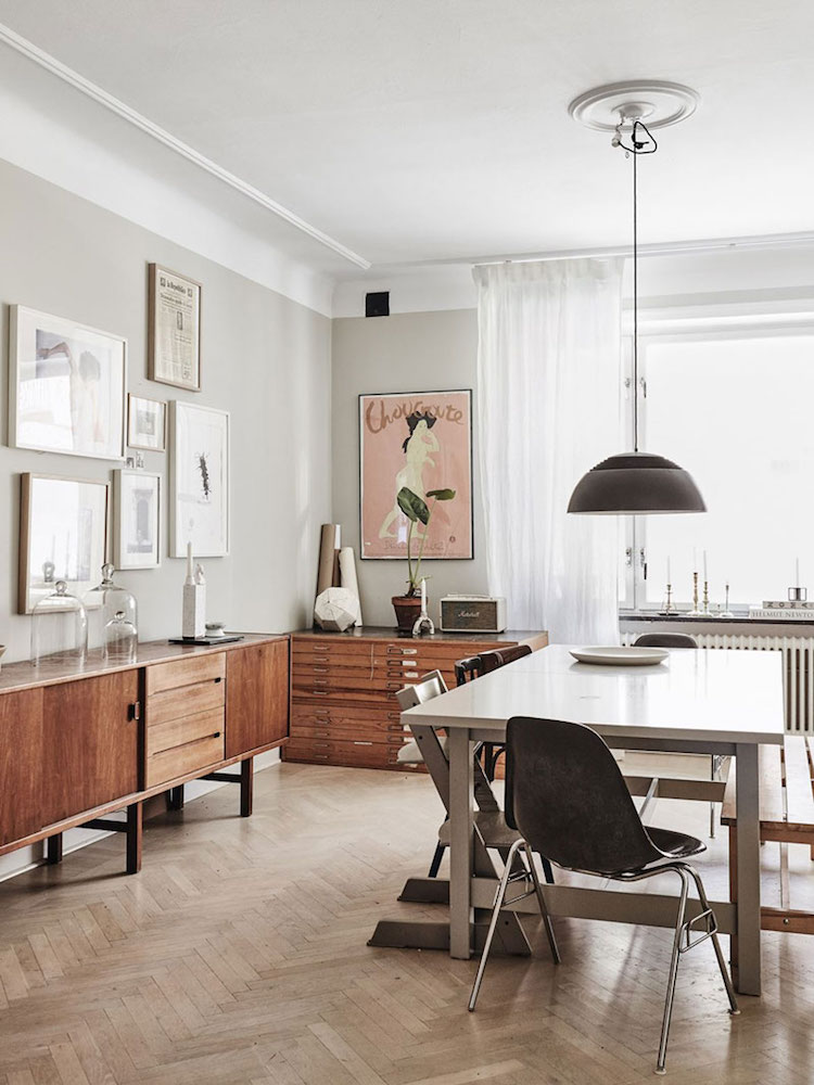 A Delightful, Pared-Back Swedish Household Unit Of Measurement Habitation