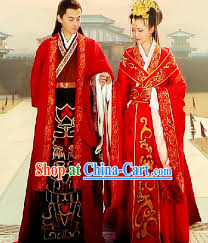 What To Wear To A Traditional Chinese Wedding