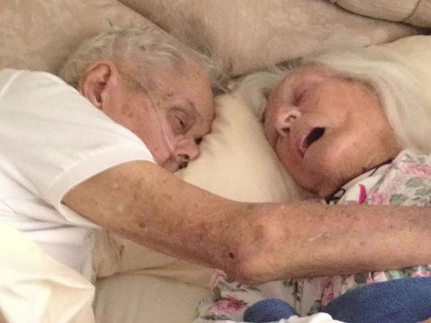 mueren el mismo día tras 75 años de matrimonio