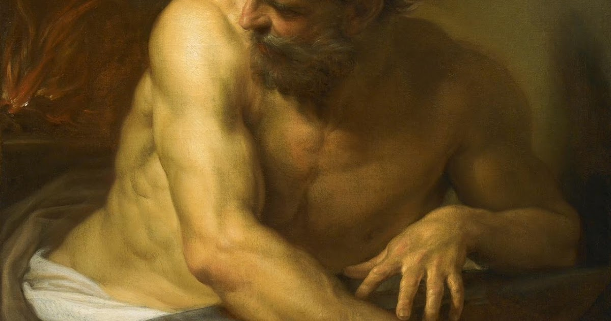 The Ancient Greek God Hephaestus Had A Really Rough Childhood