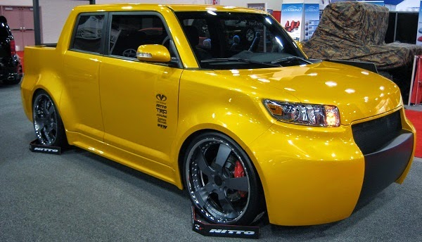 Scion Pickup Truck
