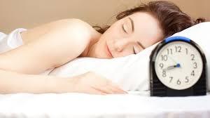 Sugerencias dormir mejor
