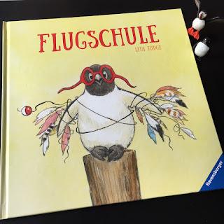 """Flugschule"" von Lita Jugde, Ravensburger Verlag, Bilderbuch, Kinderbuchblog Familienbücherei"