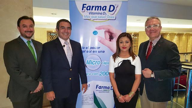 "Grupofarma presenta ""Farma D"""
