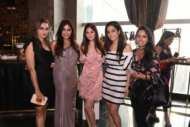 Celebs At Rebecca Dewan New Collection Launch Stills