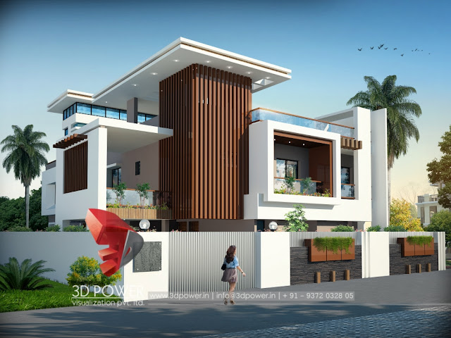 Nice Residential Bungalow Part - 9: Please Do Not Hesitate Take A FREE Inquiry Quote Of Your Dream Home Bungalow  Design