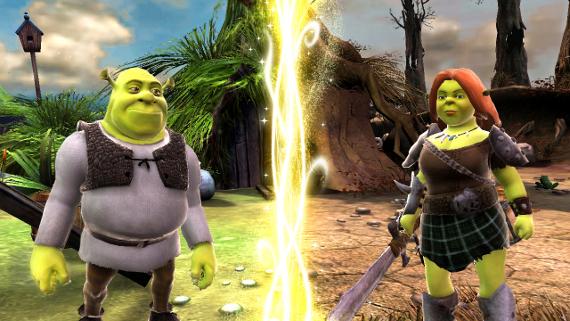 Shrek Fiona Shrek Forever After 2010 animatedfilmreviews.filminspector.com