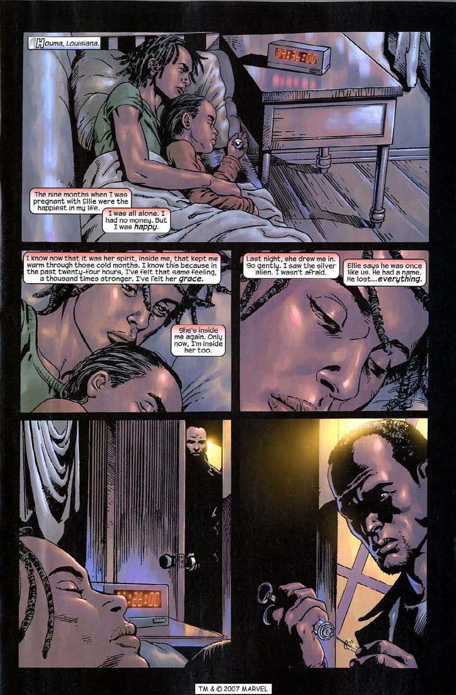 Read online Silver Surfer (2003) comic -  Issue #9 - 11