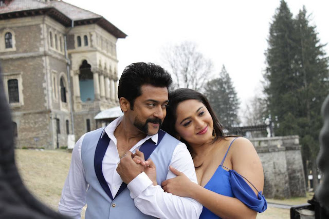 Suriya's S3 (Singam 3) Tamil Movie Latest Photos