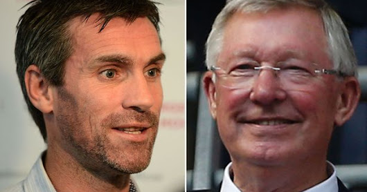 Unbelievable Story Of How Alex Ferguson Acting As Keith Gillespie's Agent Ripped Off Newcastle