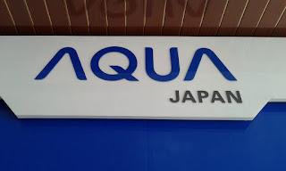 Aqua Japan Lampung Elektrik